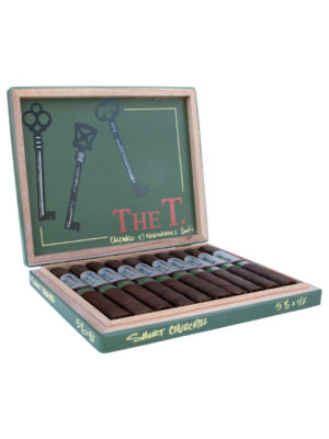 The T Cigar - Caldwell