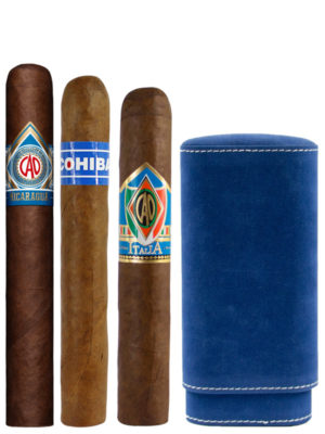 Blue Cigar Kit