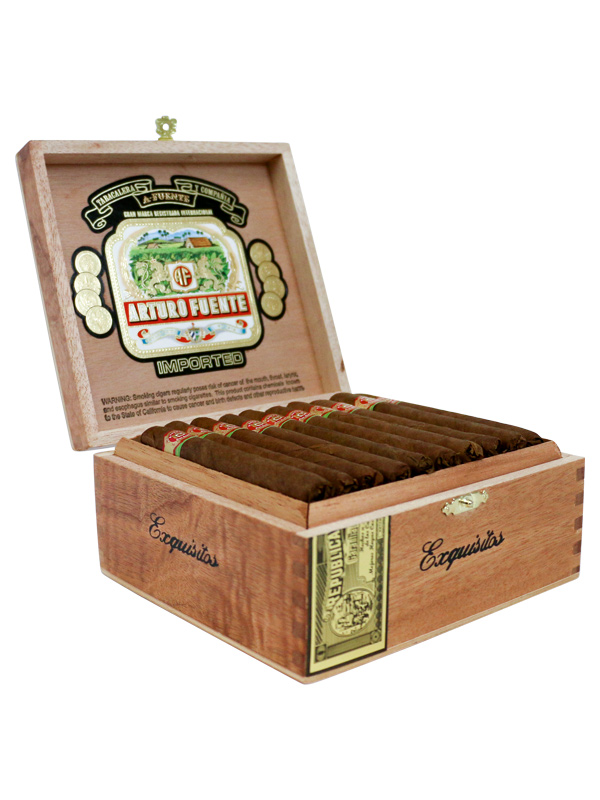 Arturo Fuente Exquisitos Natural