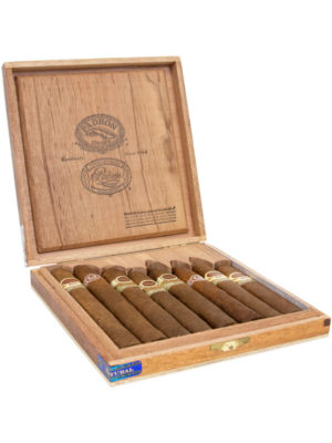 Padron Natural 8 Cigar Sampler
