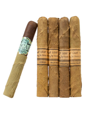 Leaf by Oscar Cigar Sampler